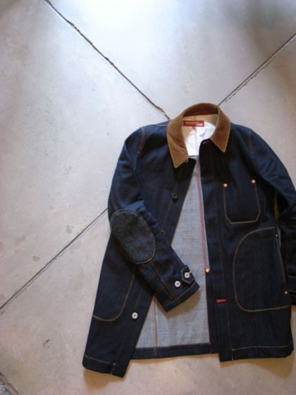 Levi's Wネーム : INFACES Official Blog