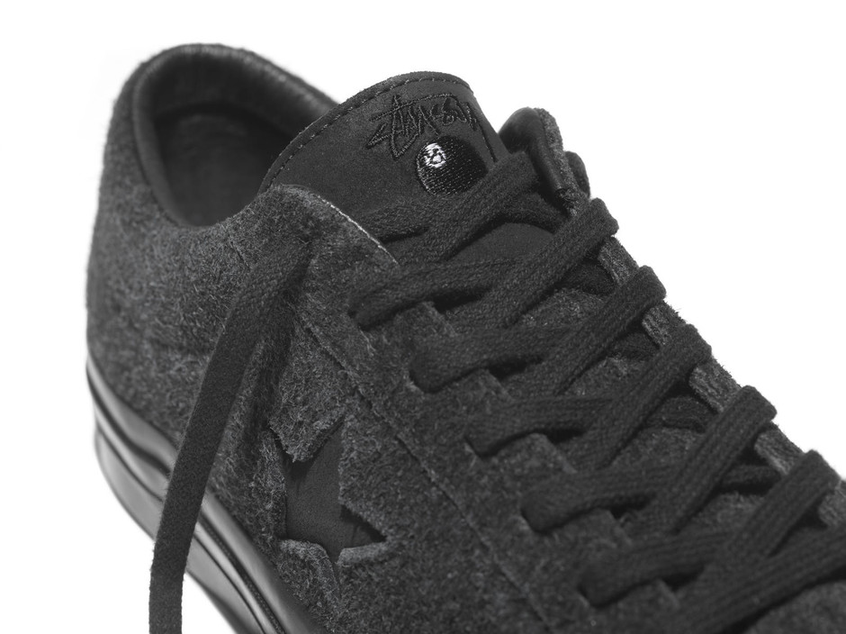 Nike News - Converse and Stussy Team Up on One Star '74