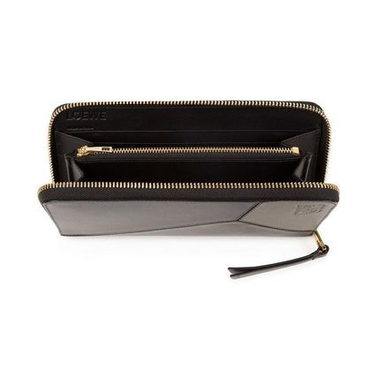 BUYMA.com LOEWE(ロエベ)★Puzzle Zip Around Wallet Grey Multitone 31626148