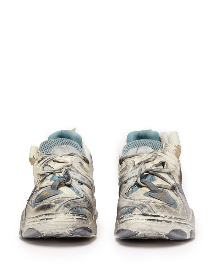 X Reebok Genetically Modified trainers | Vetements | MATCHESFASHION.COM