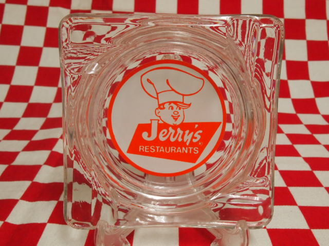Fire King Jerry's Ashtray | Jadeite Magic Gallery