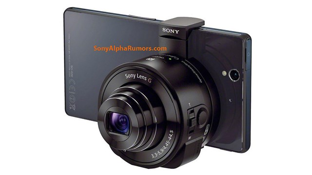First Pictures of Sony's Groundbreaking Lens Cameras Surface
