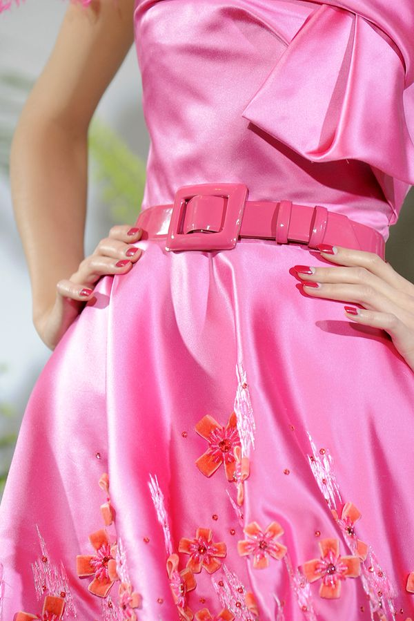 Color │Some Like it HOT (Pink) / Christian Dior Couture