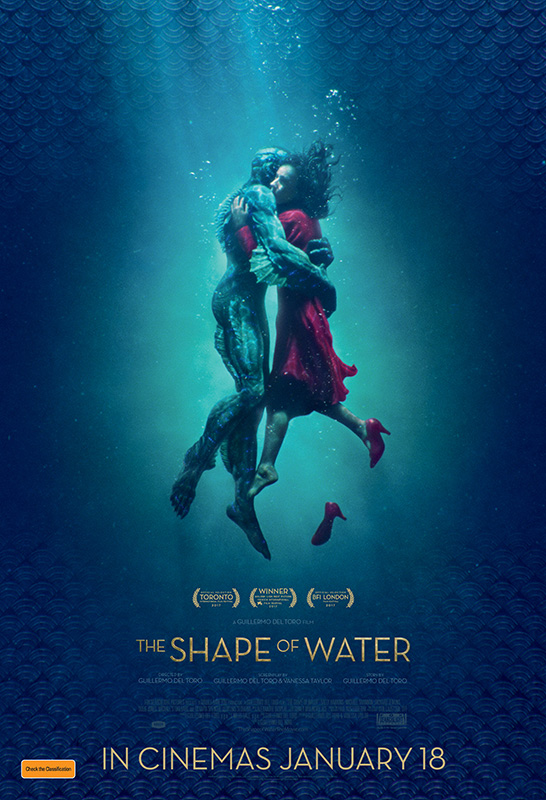 Love's magic captivates in 'The Shape of Water' - The Martha's Vineyard Times