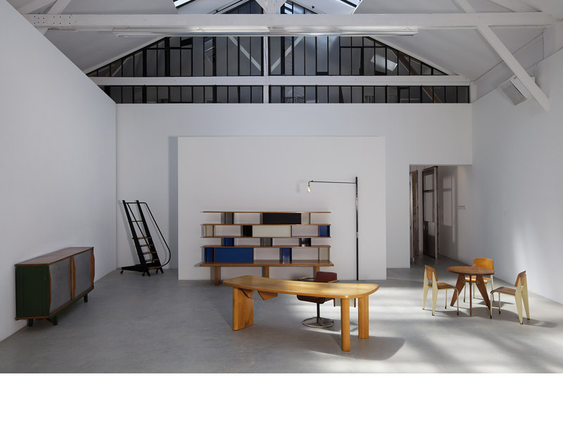 Galerie Patrick Seguin | 20th Century Furniture & Architecture