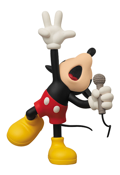 MEDICOM TOY - UDF MICKEY MOUSE(SHOUT Ver.)