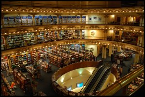 Dream Bookstores to Visit « The Book Vineyard