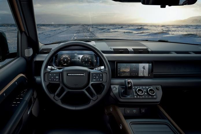 2020 Land Rover Defender officially arrives - pictures | Carbuyer