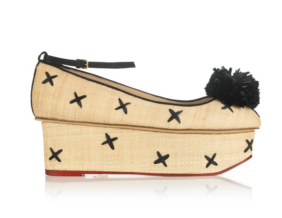 Charlotte Olympia - Loretta - Spring / Summer 12 collection
