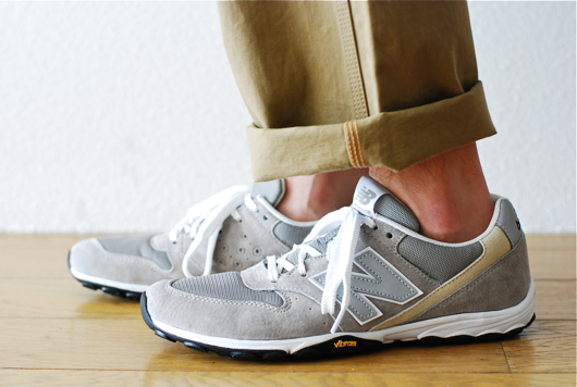 """Putting the """"New"""" in New Balance. 