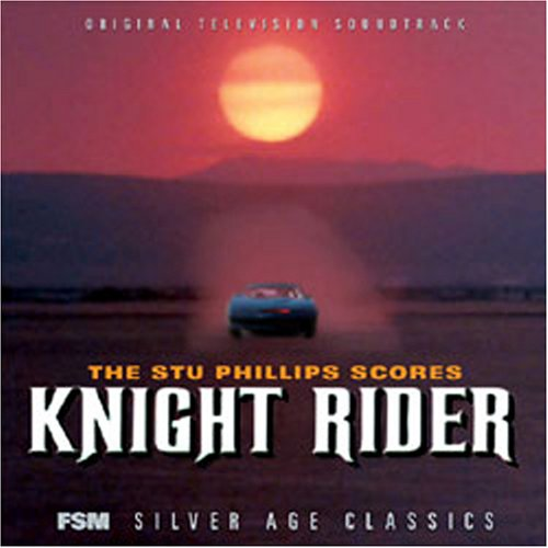 Amazon.co.jp: Knight Rider: Original TV Soundtrack, Stu Phillips: 音楽