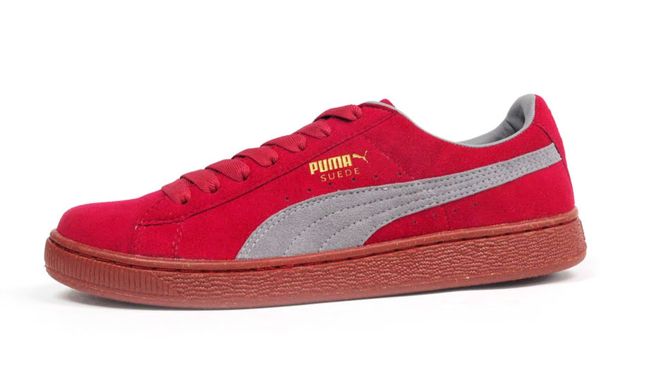 RE-SUEDE 「LIMITED EDITION for The LIST」 RED/GRY プーマ Puma | ミタスニーカーズ|ナイキ・ニューバランス スニーカー 通販