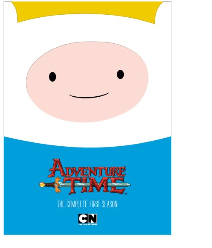 Amazon.co.jp: Adventure Time: Complete First Season [DVD] [Import]: Adventure Time: DVD