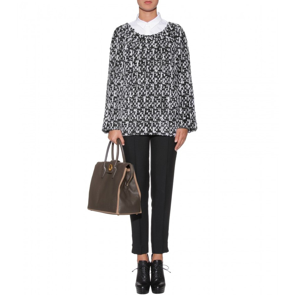 mytheresa.com - Yves Saint Laurent - MUSE TWO CABAS TOTE - Luxury Fashion for Women / Designer clothing, shoes, bags