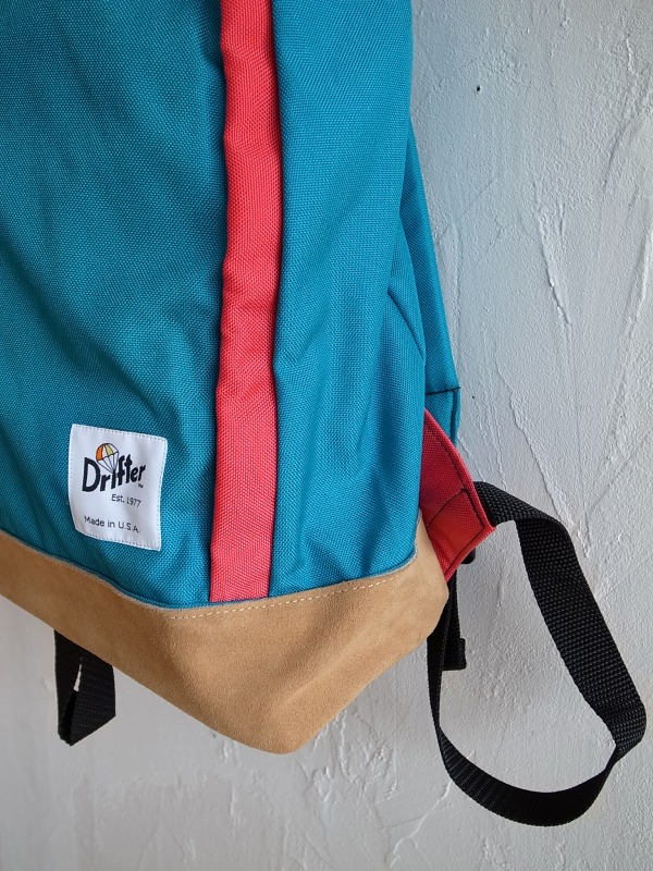 Drifter BACK COUNTRY PACK - NATURAL LAUNDRY、快晴堂、maillot、A Vontade、Ebony ivory、KAPITALなどの販売 Fimpen・Nul -フィンペン・ノル