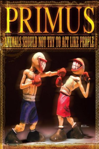 Amazon.co.jp: Animals Should Not Try to Act Like People [DVD] [Import]: PRIMUS: DVD