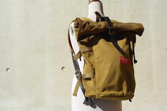 FILSON RED LABEL    Cycling Pack   : MAPS Weblog (MAPS & SONS from 大阪・堺)