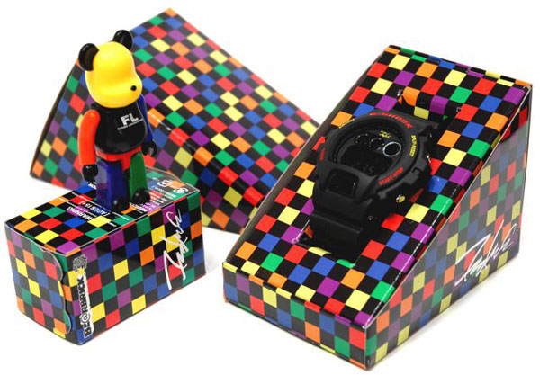 Futura Laboratories x Bearbrick – G Shock