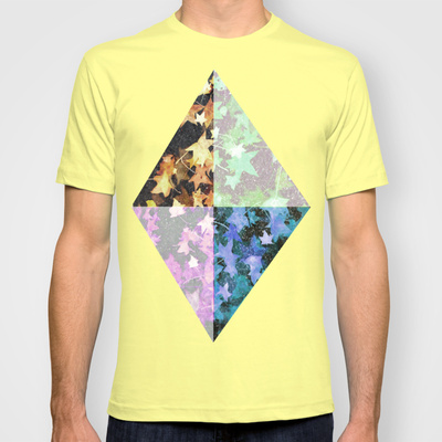 Earth Stars T-shirt by Ben Geiger | Society6