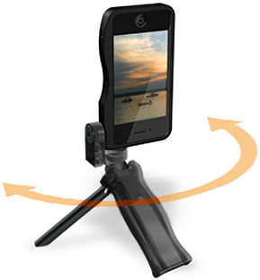 iPhone Tripod: The Gymbl Pro by Youbiq | YOUBIQ