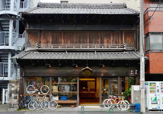 tokyobike Official Site -直営店舗情報-
