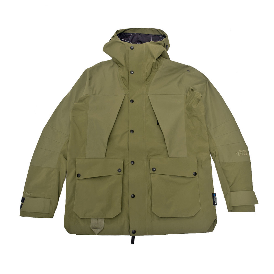 THE NORTH FACE GORE-TEX mountain parka THE NORTH FACE DIPSO