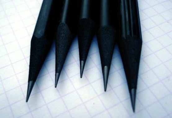Dark Wood Black Pencils Wholesale Cheap Promotional Suppliers