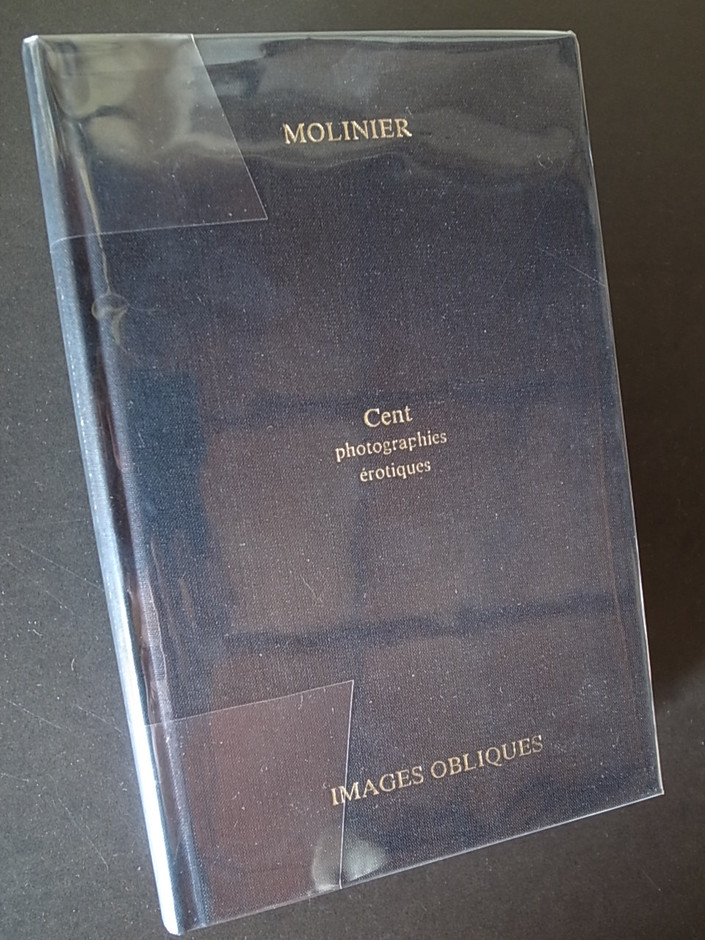 Books & Things : CENT PHOTOGRAPHIES EROTIQUES / Pierre Molinier