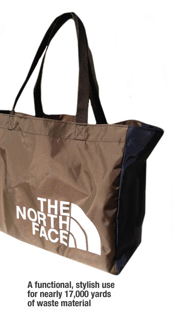 6d7dcd26b THE NORTH FACE : Loop Tote Bag (by using scrap fabric) | Sumally ...