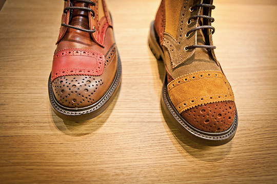 Trickers - Fall Winter 2012 - Shoes and Boots | Selectism.com