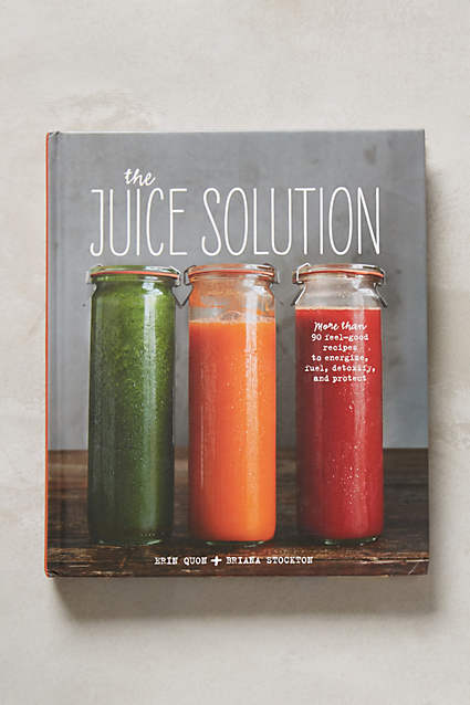 The Juice Solution - anthropologie.com