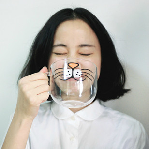 Cartoon Cup **FREE SHIPPING** · Zakka Mart · Online Store Powered by Storenvy
