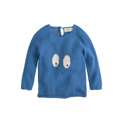 Baby Oeuf® I see you sweater - oeuf - Girl's baby - J.Crew