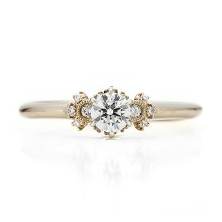 "Diamond Ring - Online Shop ""Jewelry Box"""