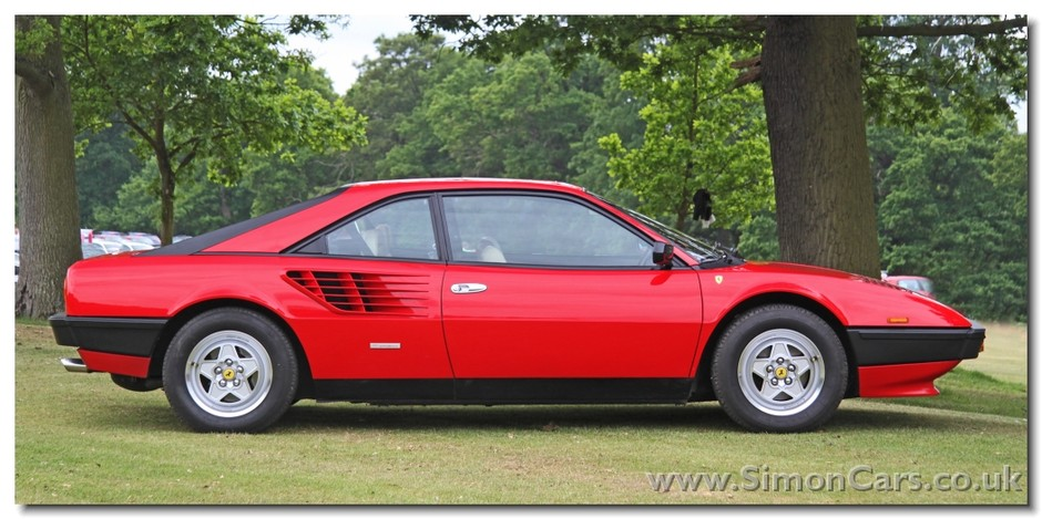 Ferrari Mondial QV Coupe Auctions - Lot 10 - Shannons
