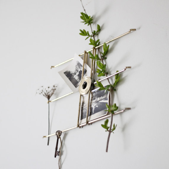 wire store shelf display by AMradio on Etsy