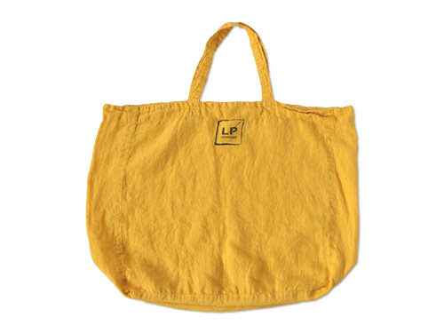 LINGE PARTICULIER リネントートバッグ YELLOW - maillot homspun EEL RINEN TATAMIZE ordinary fits TUKI LOLO などの通販・販売 rusk(ラスク)