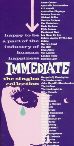 Amazon.co.jp: The Immediate Singles Collection: 音楽