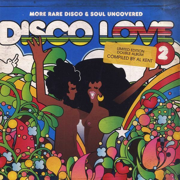 Images for Various - Disco Love 2: More Rare Disco & Soul Uncovered