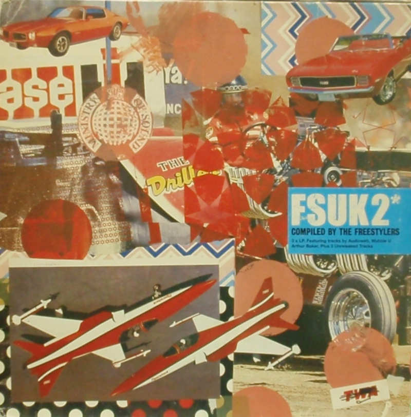 V.A. - T / THE FUTURE SOUND OF THE UNITED KINGDOM TWO MINISTRY 3LP Vinyl record 中古レコード通販