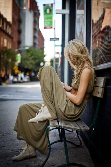 Fancy - Green Jumpsuit