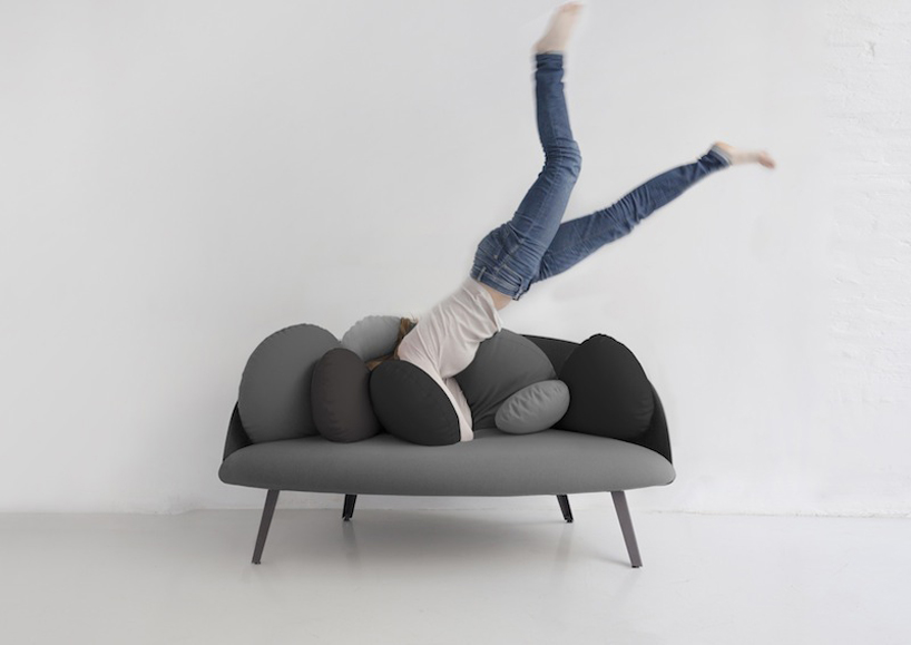 constance guisset maximizes cosiness in nubilo sofa for petite friture