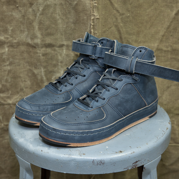 HENDER SCHEME*Manual Industrial Product 01 - AIRFORCE 1*NAVY - 大阪・新町のセレクトショップ「public」Online Store