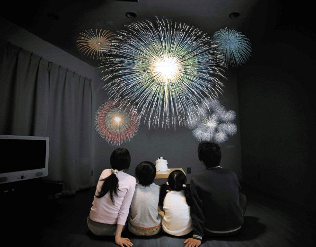 Fancy - Indoor Fireworks Theater