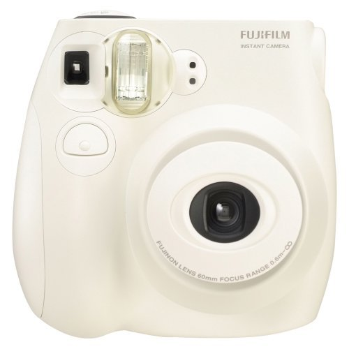 Amazon.co.jp: FUJIFILM instax mini7S チェキ ホワイト INIS MINI 7S WT: 家電・カメラ