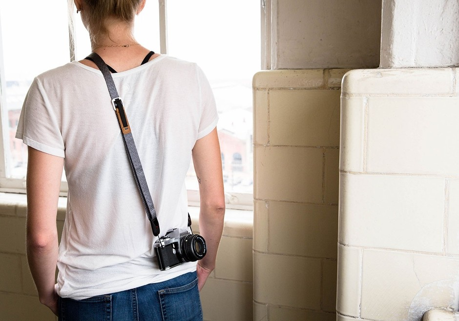 Leash Ultralight Camera Strap | Peak Design