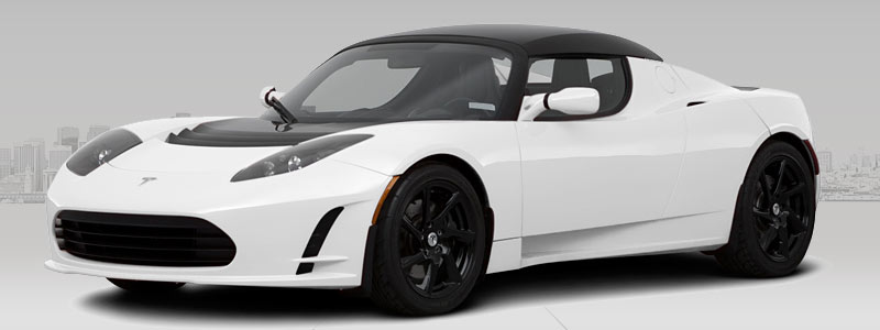 The Electric Tesla Roadster | Tesla Motors