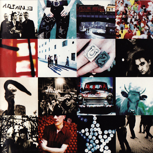 Customer Image Gallery for Achtung Baby