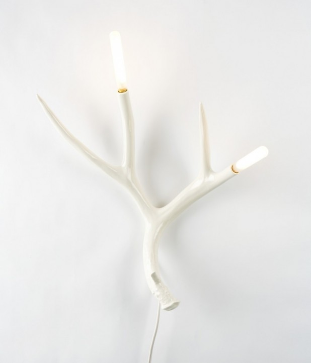 Superordinate Antler Sconce - Roll & Hill