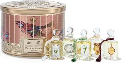 A Songbird's Holiday Collection 2013 | Scent of the Month | 英国王室御用達の理髪師兼香水商 ペンハリガン| Penhaligon's